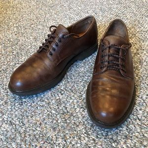 Rockport Leather Waterproof Derby Shoe